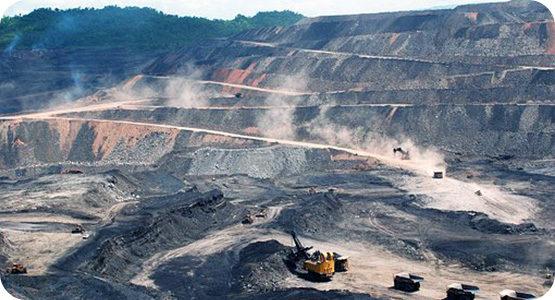 Carrière minière